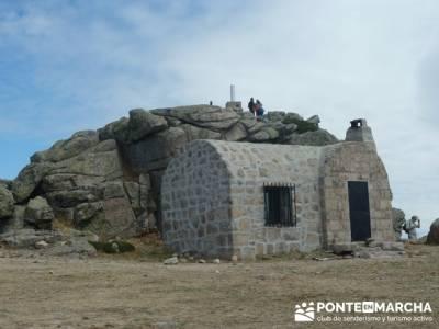 Senderismo Cueva Valiente - Pico Cueva Valiente - Refugio pico Valiente; mejor gps senderismo